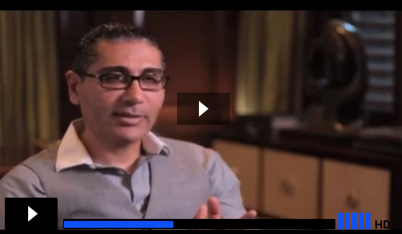 Dr. Sam Rizk video interview banner